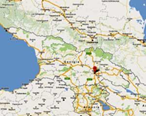 საქართველო  საკადასტრო ციფრული რუკა