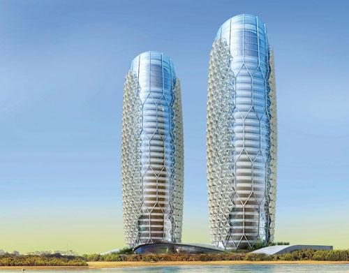 bahar-towers
